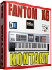 Thumbnail FANTOM X6 SAMPLES KONTAKT NATIVE INSTRUMENTS 57GB *24-BIT*
