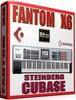 ROLAND FANTOM X6 SAMPLES STEINBERG CUBASE FXP 57GB *24-BIT*