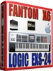 Thumbnail FANTOM X6 SAMPLES APPLE LOGIC PRO-TOOLS EXS-24 57GB 24-BIT